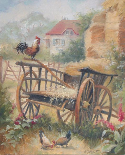 Country Life  Christie Repasy Designs