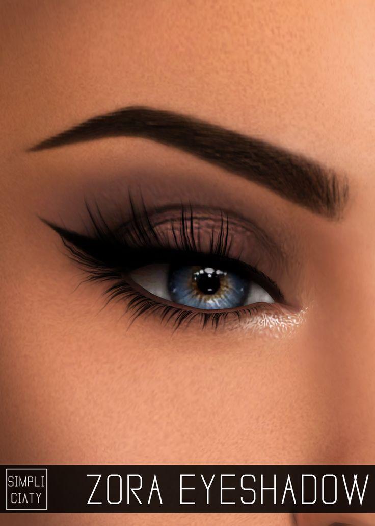 Eyeshadow: Skin Overlays Images On Pinterest