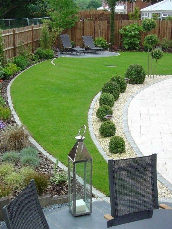 40 Backyard Designs Adding Interest To Landscaping Ideas 29 Backyard Garden Landscape Modern Landscaping Backyard Garden