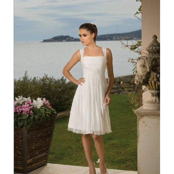 The 25 Best Short Beach Wedding Dresses Ideas On Pinterest