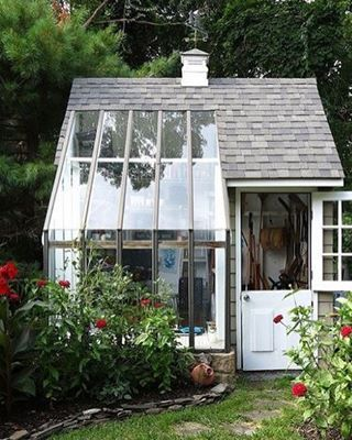 Such a cute tiny house                                                                                                                                                                                  More