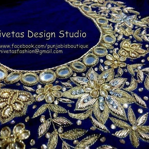 Kindly whatsapp +917696747289 for any queries. . Email : nivetasfashion@gmail.com International shipping #handwork