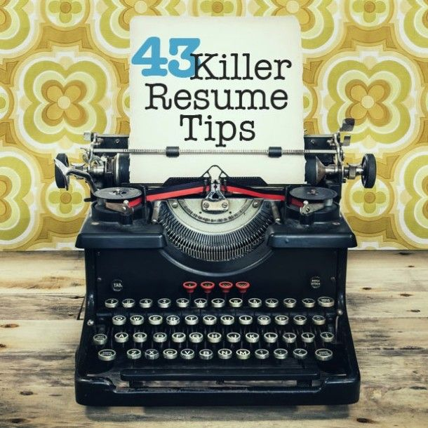 29 best Job Hunting Tips images on Pinterest - resume on cardstock