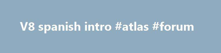V8 spanish intro #atlas #forum http://stock.nef2.com/v8-spanish-intro-atlas-forum/  # BIENVENIDO A ATLAS.TI ¿Qué es ATLAS.ti? Por más de una década, ATLAS.ti ha sido el líder del mercado en software profesional QDA (software para el análisis cualitativo de Datos). ATLAS.ti es utilizado en todo el mundo por instituciones e investigadores líderes. Siempre que se precisa de un análisis profesional de texto y datos multimedia, simplemente no existe alternativa a ATLAS.ti. Compatibilidad con…