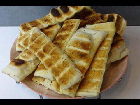 Pane alla griglia (velocissimo, facilissimo e gustosissimo) ♥♥♥ - YouTube