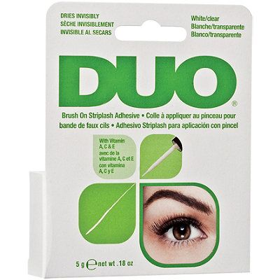Ardell Duo Brush-On Adhesive With Vitamins