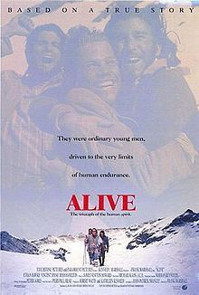 Alive: Story of the Andes Survivors by Piers Paul Read. Hands down, one  of the most amazing and inspiring books ever.