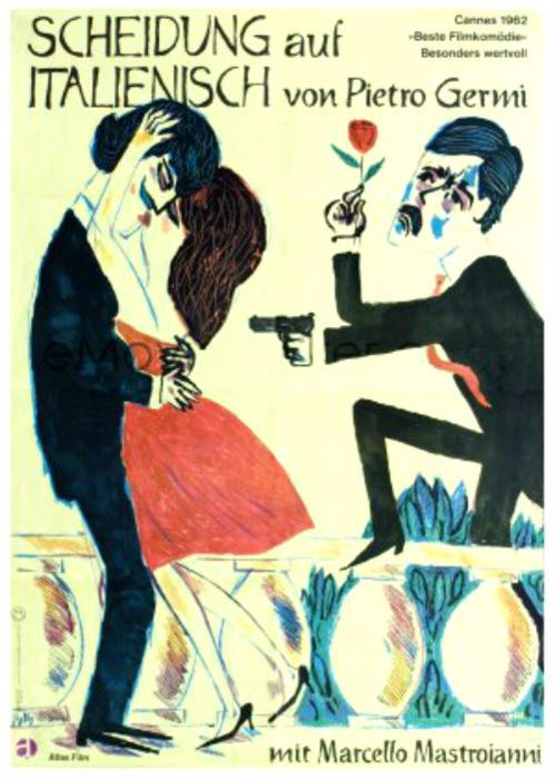 Divorce à l'Italienne - Pietro Germi