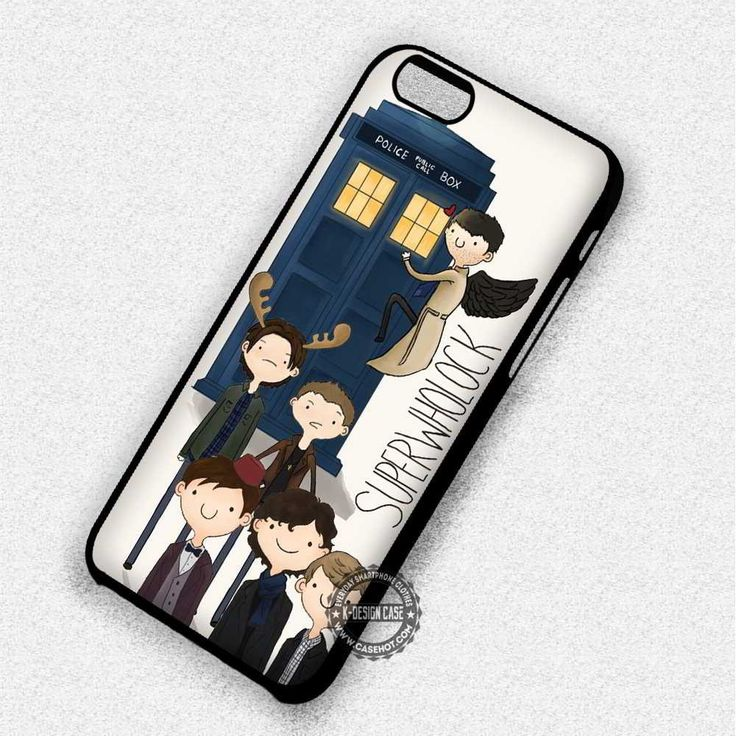 doctor who iphone 7 case
