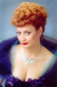 Most famous redhead...gorgeous