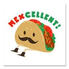 Mexcellent - cute pun :) #mexican #humor #puns