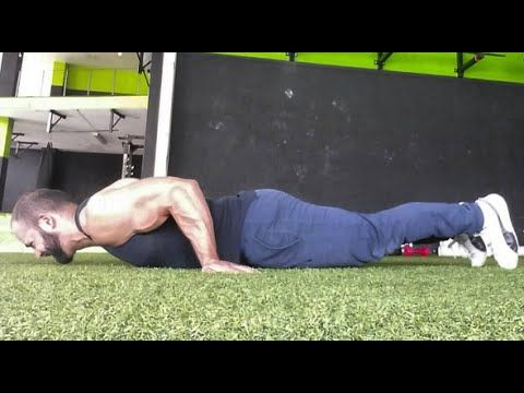 Las Mejores Flexiones para Pecho para Aumento de Masa Muscular SALVAJE