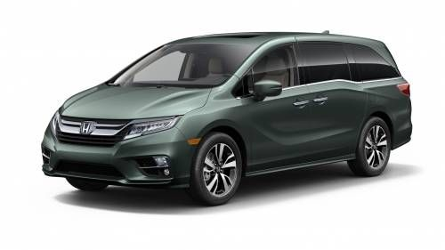 All-New 2018 Honda Odyssey Shows Evolutionary Style in Detroit