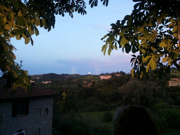 UNESCO moon Calamandrana
