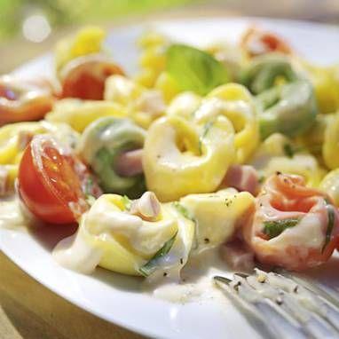 "Tortellini-Salat ""Italia"""