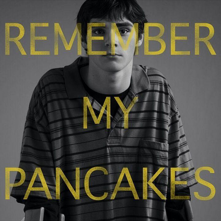 Happy Birthday to our breakfast lover @rjmitte , we will always remember your pancakes ❤ #BreakingBad #WalterJr