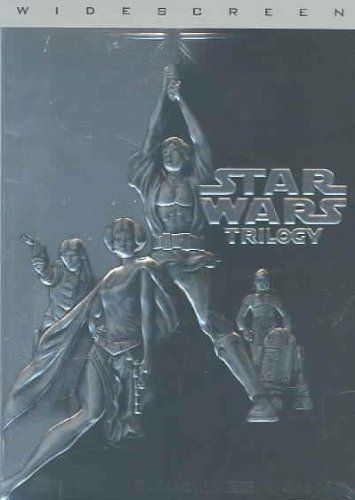 Star Wars Trilogy (A New Hope / The Empire Strikes Back / Return of the Jedi) (Widescreen Edition with Bonus Disc) Star Wars http://smile.amazon.com/dp/B00003CXCT/ref=cm_sw_r_pi_dp_SYPkwb0WKC2HN