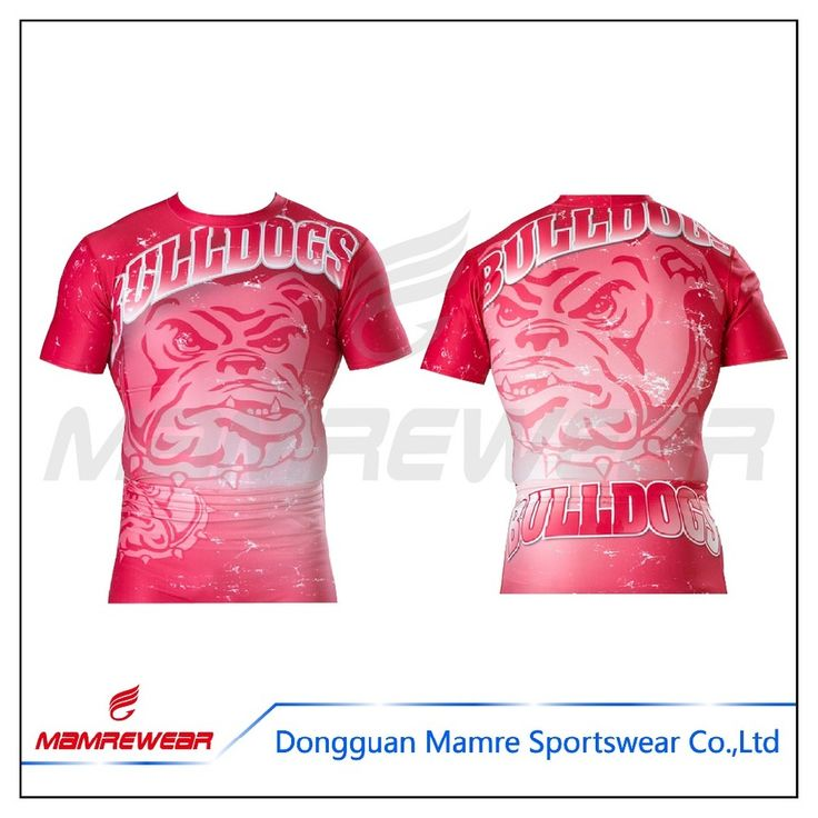 Full sublimation mens high quality suit compression short wear