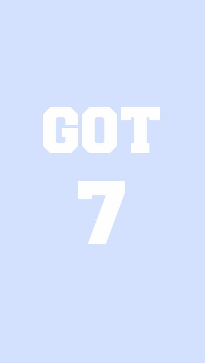 Wallpaper iphone got7 - Got7