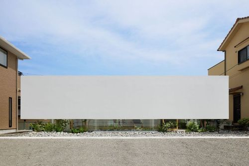 mA-style architects — Green Edge House