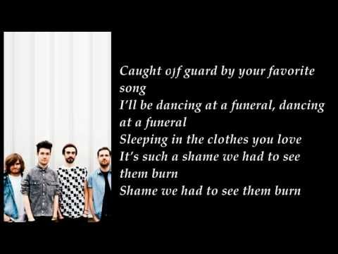 bastille good grief lyrics video