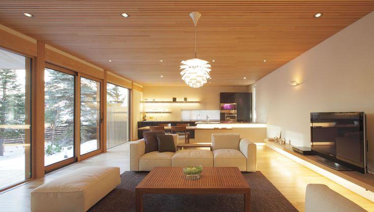 パッシブハウスの家 | 建築家住宅のデザイン 外観&内観集|高級注文住宅 HOP