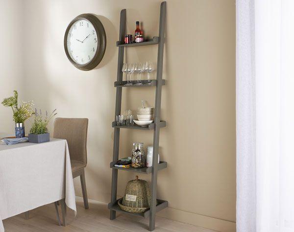 Etag re chelle 5 niveaux etag res pinterest - Ikea etagere echelle ...