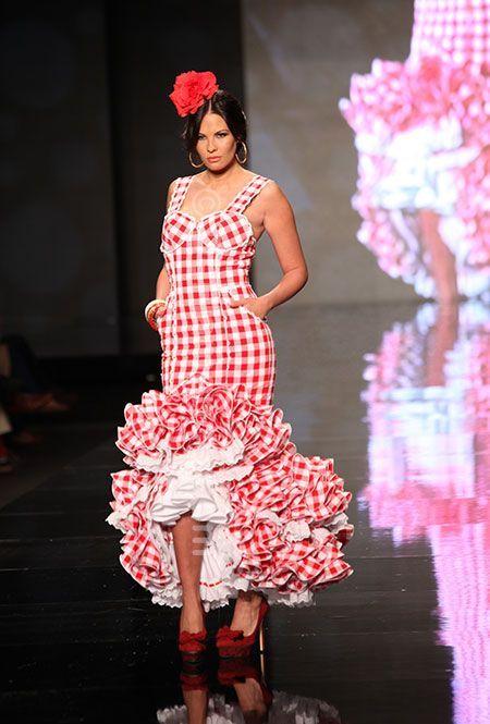 ced4c6f04 Moda Flamenca. Simof, We Love Flamenco, Pasarela Flamenca Jerez ...