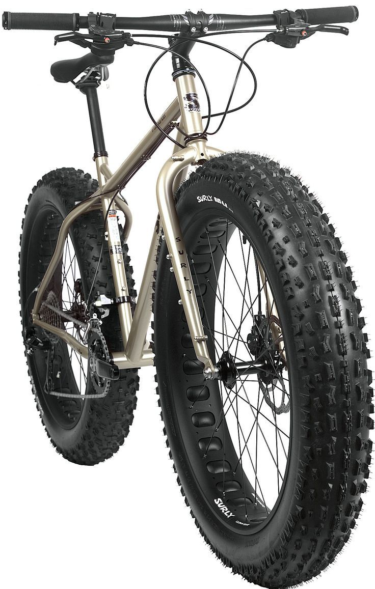 Surly Moonlander Fat Bike #fatbike #bicycle #fat-bike