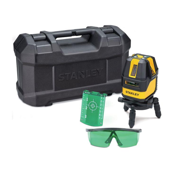 Niveau Laser Rotatif X700lg Li Ion Vert Stanley Fmht77448