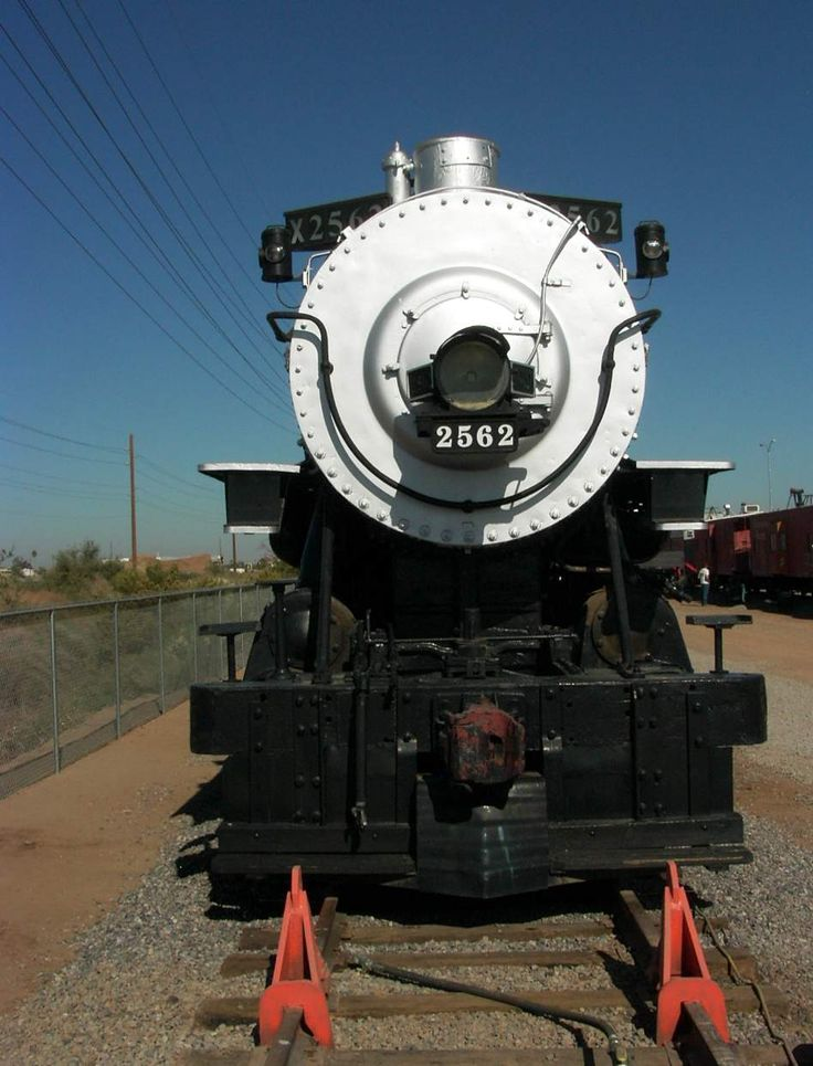 Arizona railroad museum Chandler free admission September