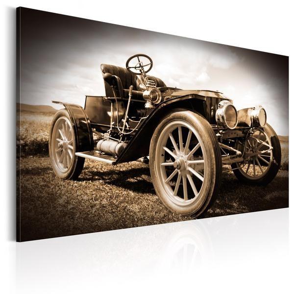 Quadro - Retro Car. Prezzo a partre da €64,99 cm60x40 e spedizione gratuita #quadriretro #quadrivintage #ilydecor