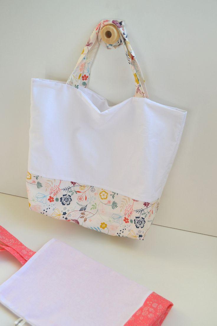 Tuto sac cabas (en français)