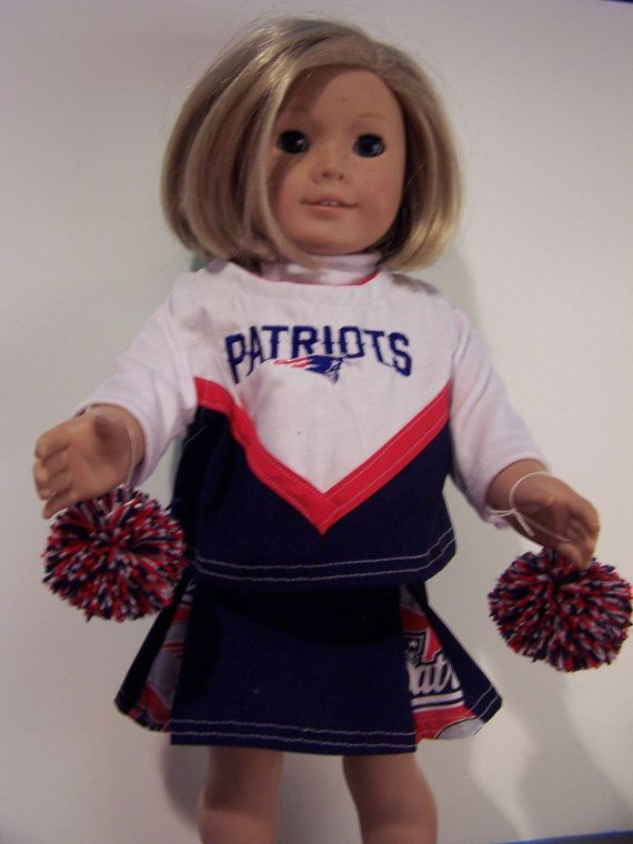 Patriot Cheeerleader Outfit Your Choice Two