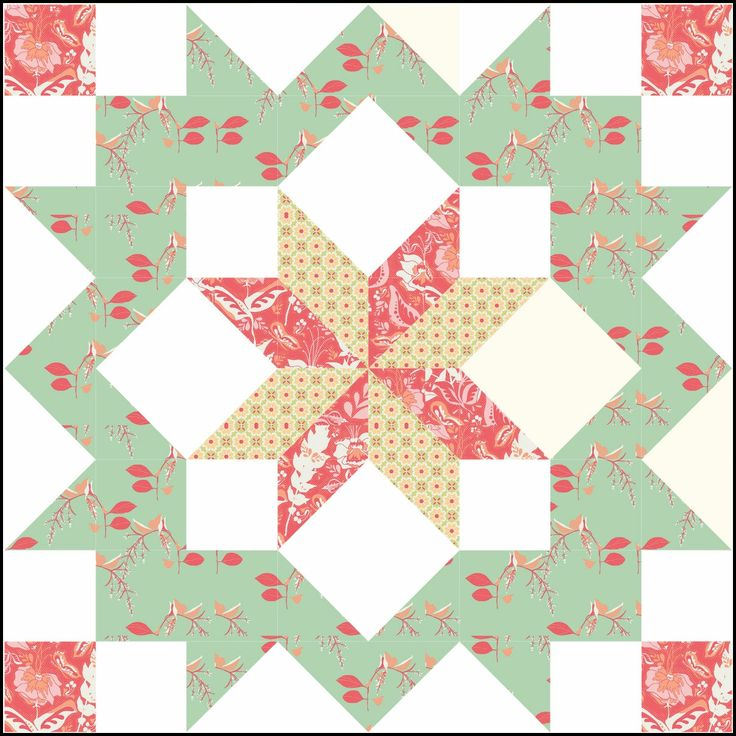 20 Best Eight Point Stars Quilt Images On Pinterest Star