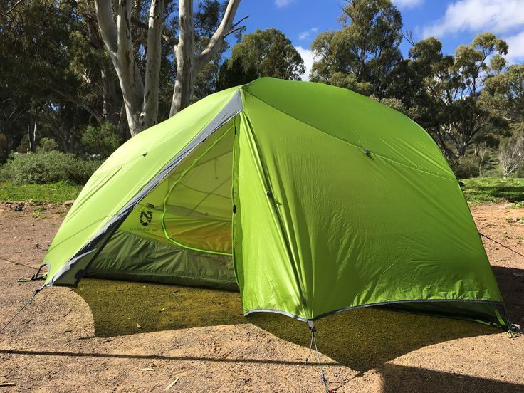 ANOTHER New Hiking Tent