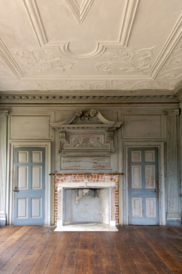 charleston home design%0A     circa      The mantel was stolen in the late today the original brick  masonry remains exposed  Drayton Hall is located in Charleston  SC and is  the