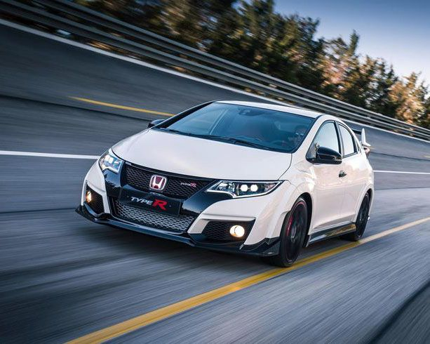 The New Honda Civic Type R
