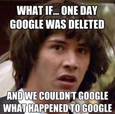 What if google is deleted