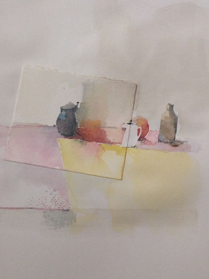 fruit and forms, w.colour. Odette Marais