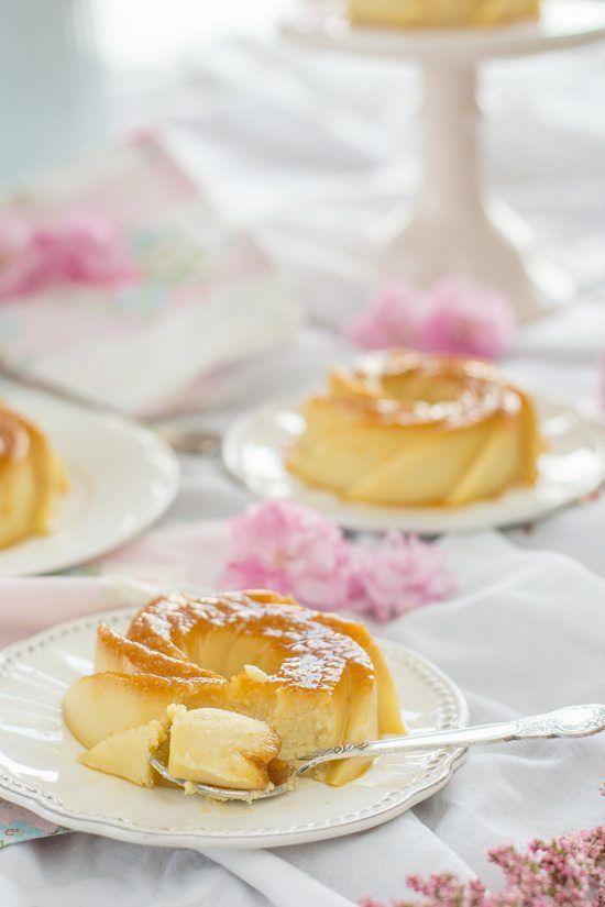 Como hacer pudding con bimbo o sobras