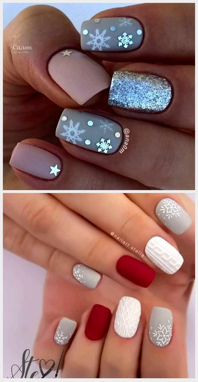 Download Christmas Nails 2020 Short
