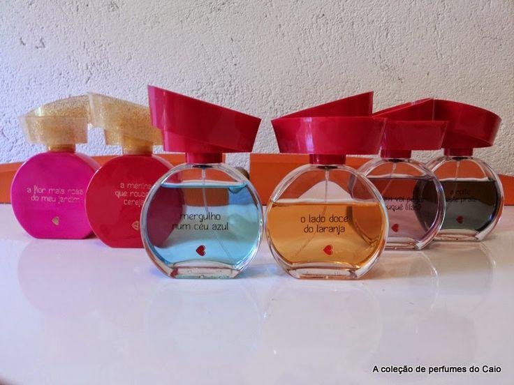 A COLEÇÃO DE PERFUMES DO CAIO CARVALHO - Perfumes Quem disse Berenice - brazilian fragrances http://villagebeaute.blogspot.com.br/2014/07/a-colecao-de-perfumes-do-caio-carvalho.html