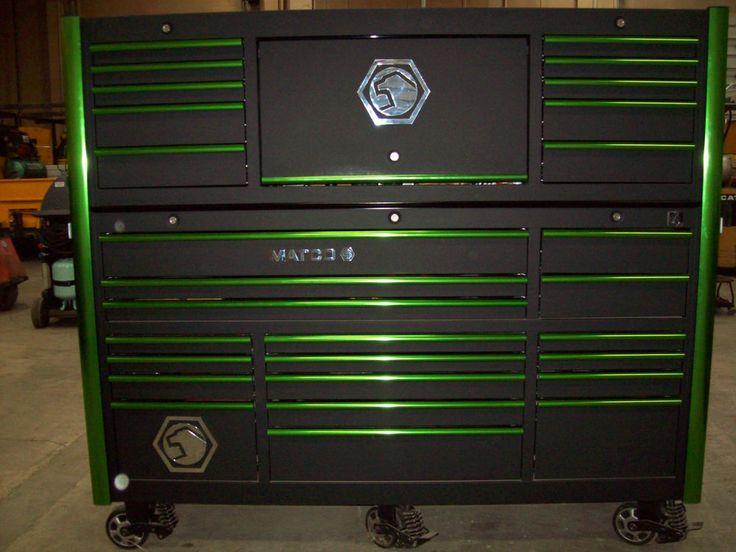 Matco 6S 3 Bay Tool Box #MatcoTools