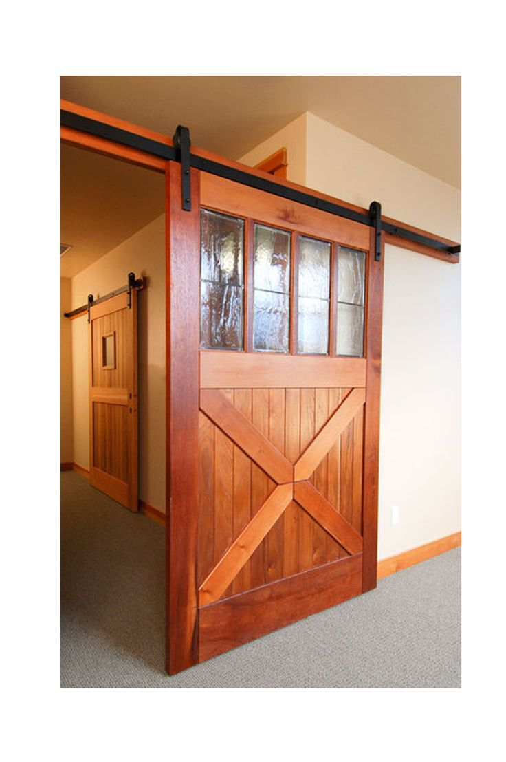 8 best knotty alder interior doors images on pinterest for Custom sliding doors