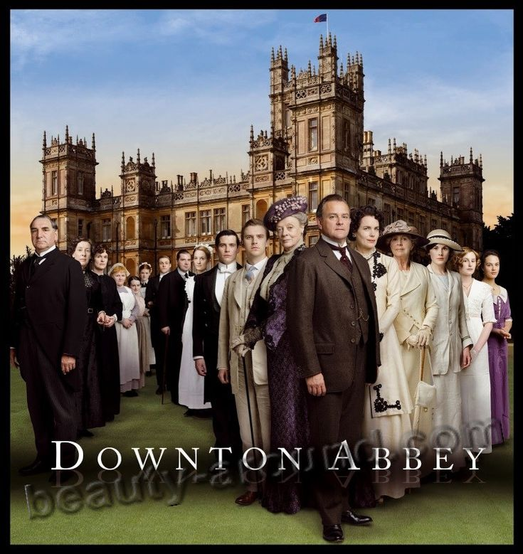 Английский сериал Аббатство Даунтон / Downton Abbey