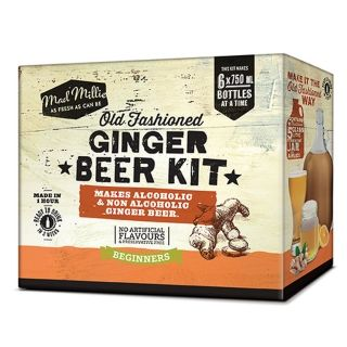 MAD MILLIE'S OLD FASHIONED GINGER BEER KIT