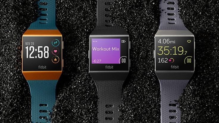The Fitbit Ionic is the fitness companys first smartwatch