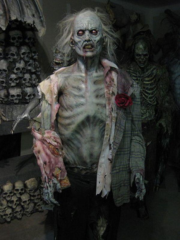 Creepy zombie