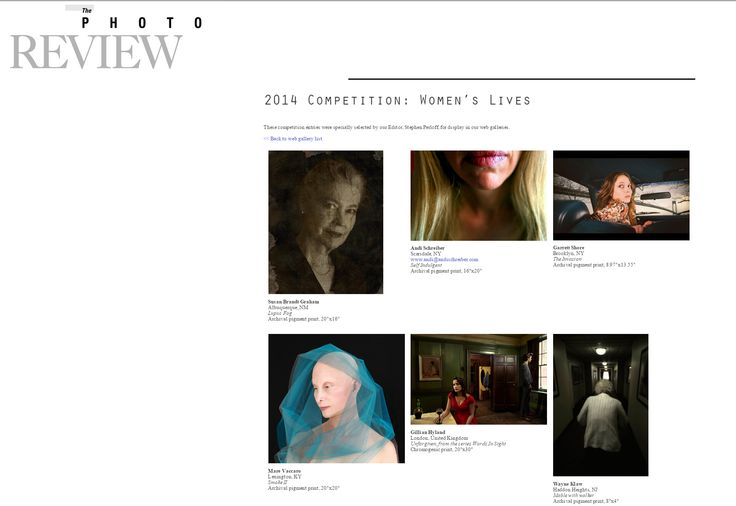'Unforgiven' - 2014 Competition: Women's Lives, The Photo Review